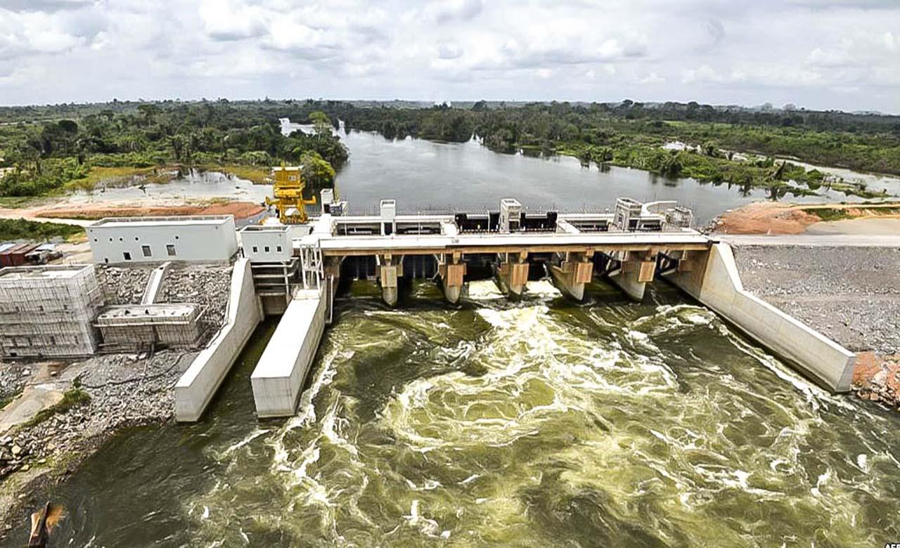 Barrage Hydroelectrique de Soubre