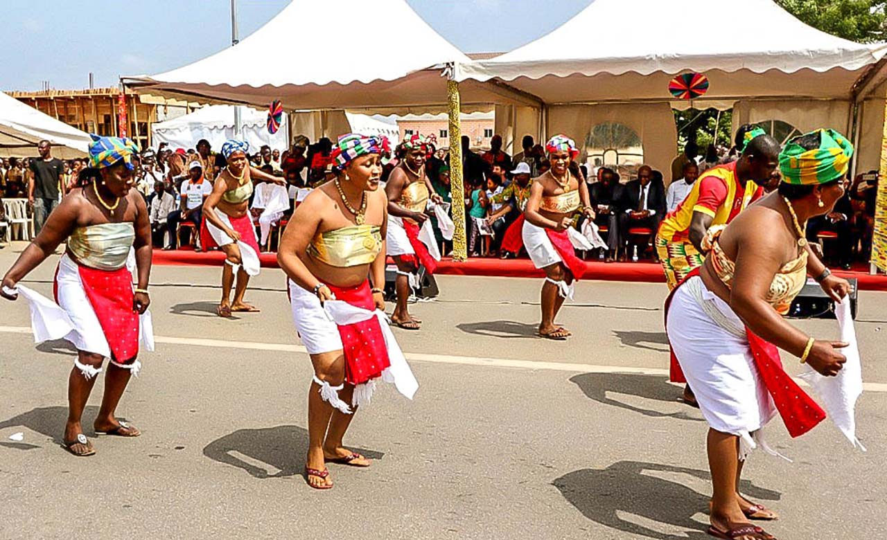 Carnaval de Bouake