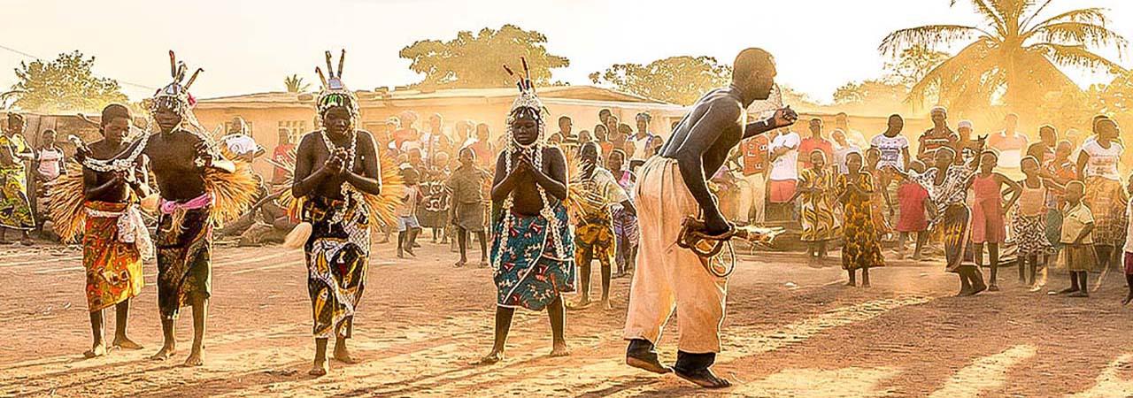 La Danse Ngoron
