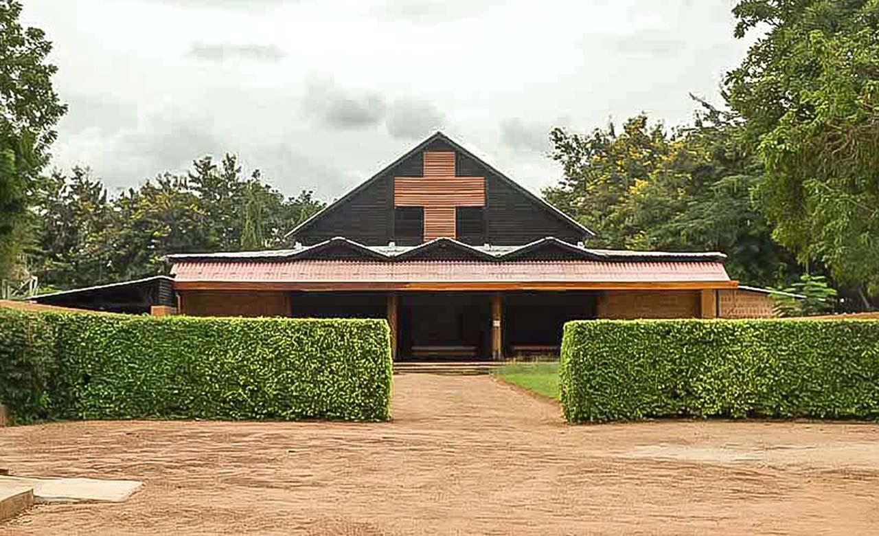 Le monastère bénédictin Sainte Marie de Bouaké