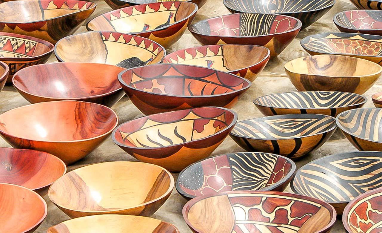 Les artisans de Bondoukou