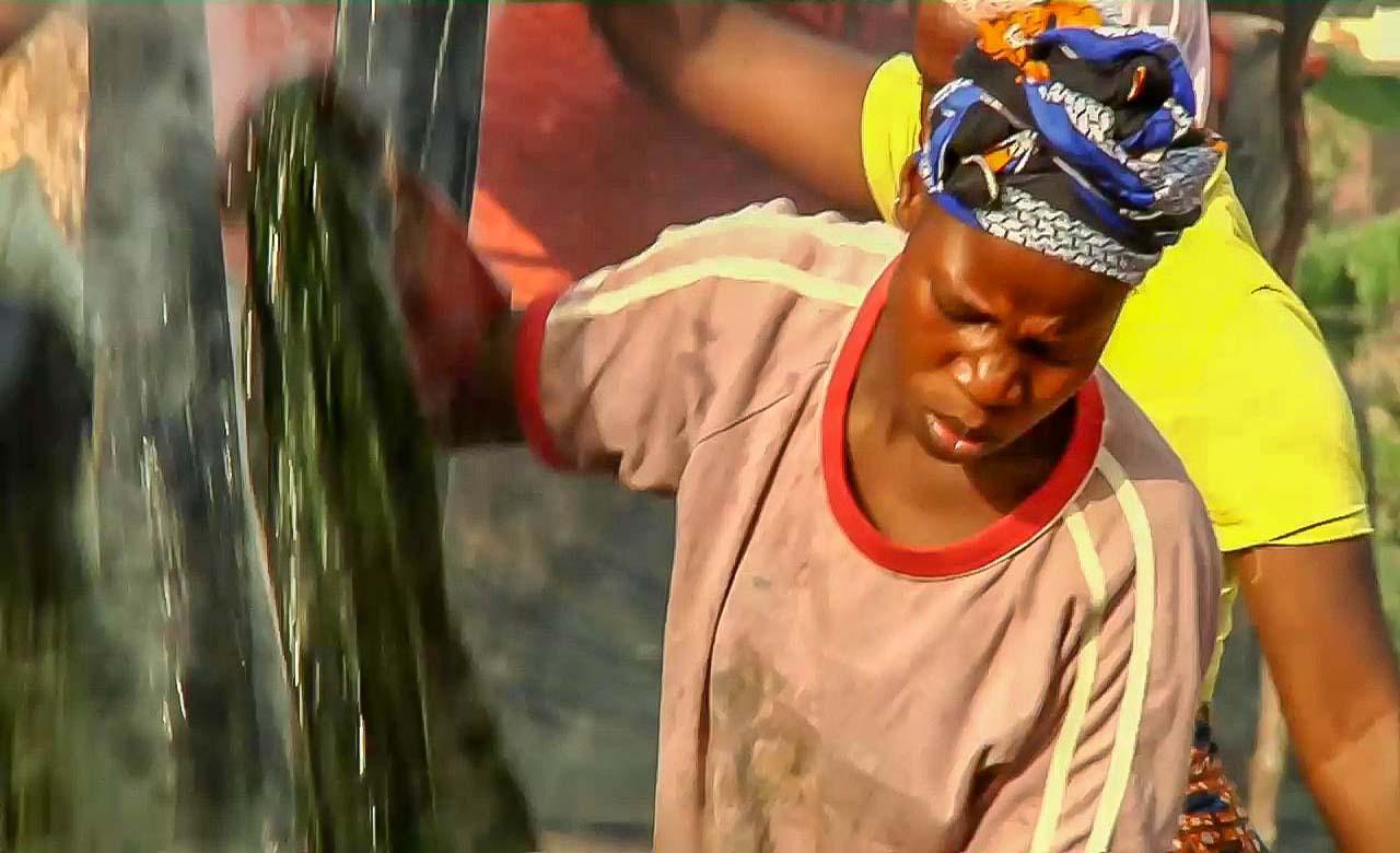 Les teinturières de Dar Es Salam