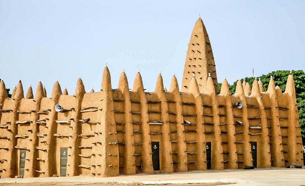 Mosquée de Kong