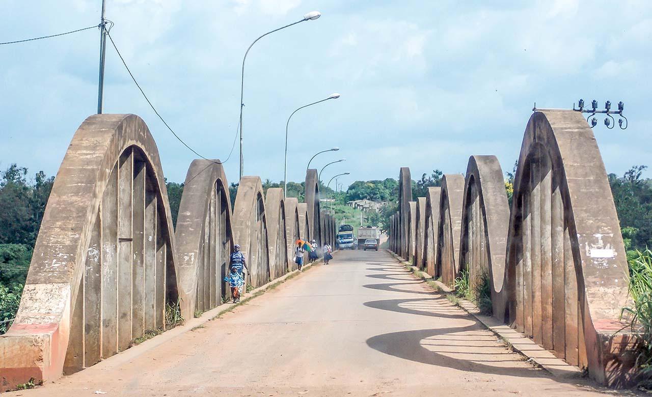 Le pont de Tisssalé