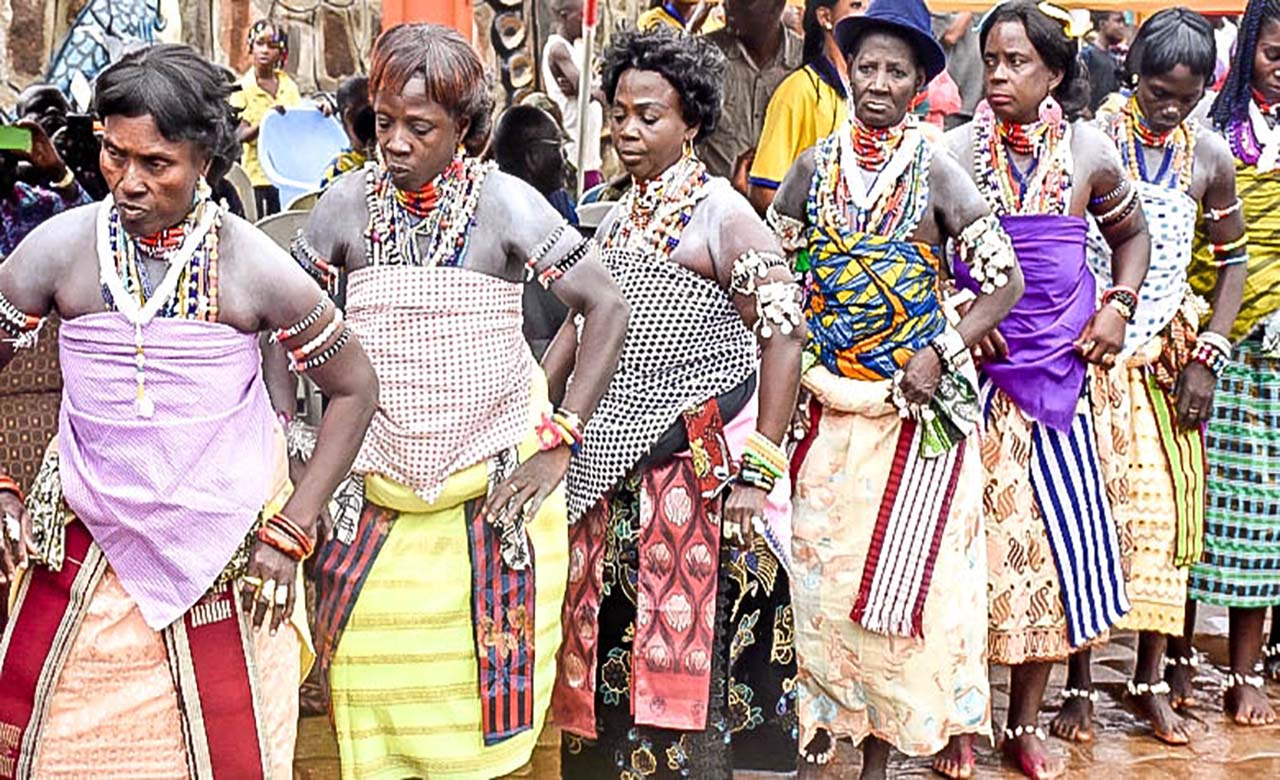 celebrations culturelles fête de l'igname