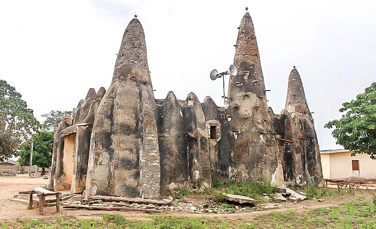 La mosquee de Sianna