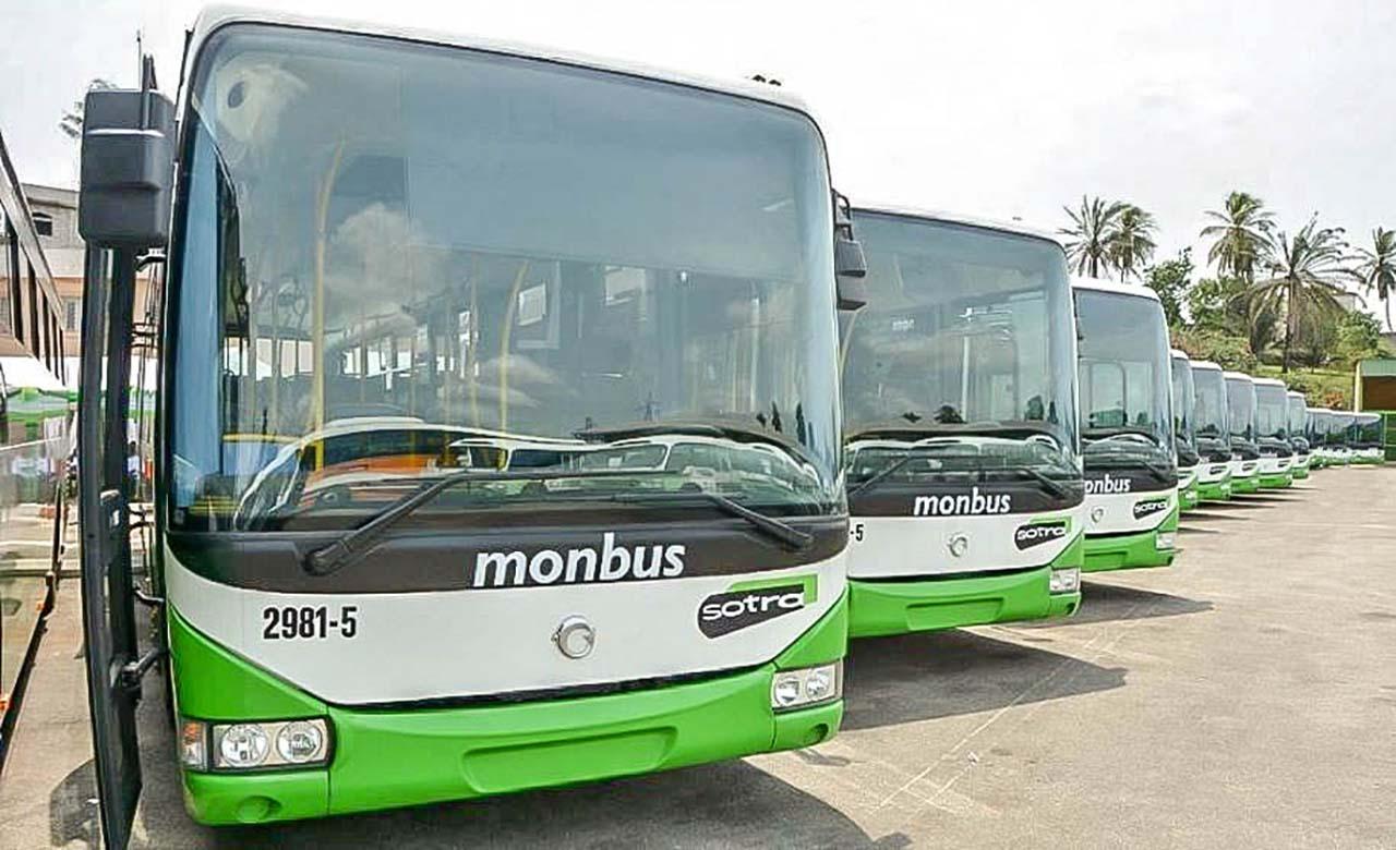 Le Bus en Côte d'Ivoire