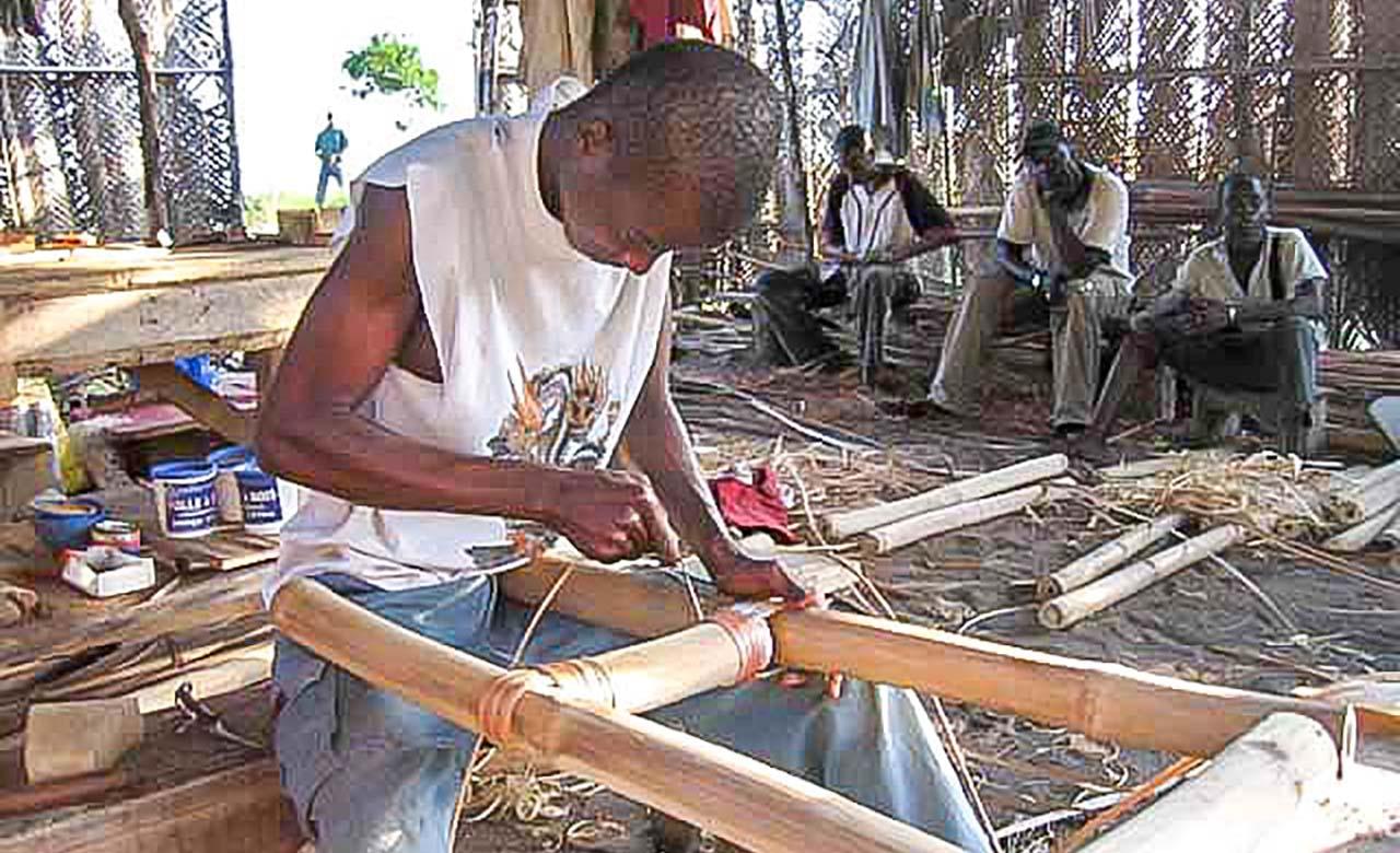 Artisans de Bambou