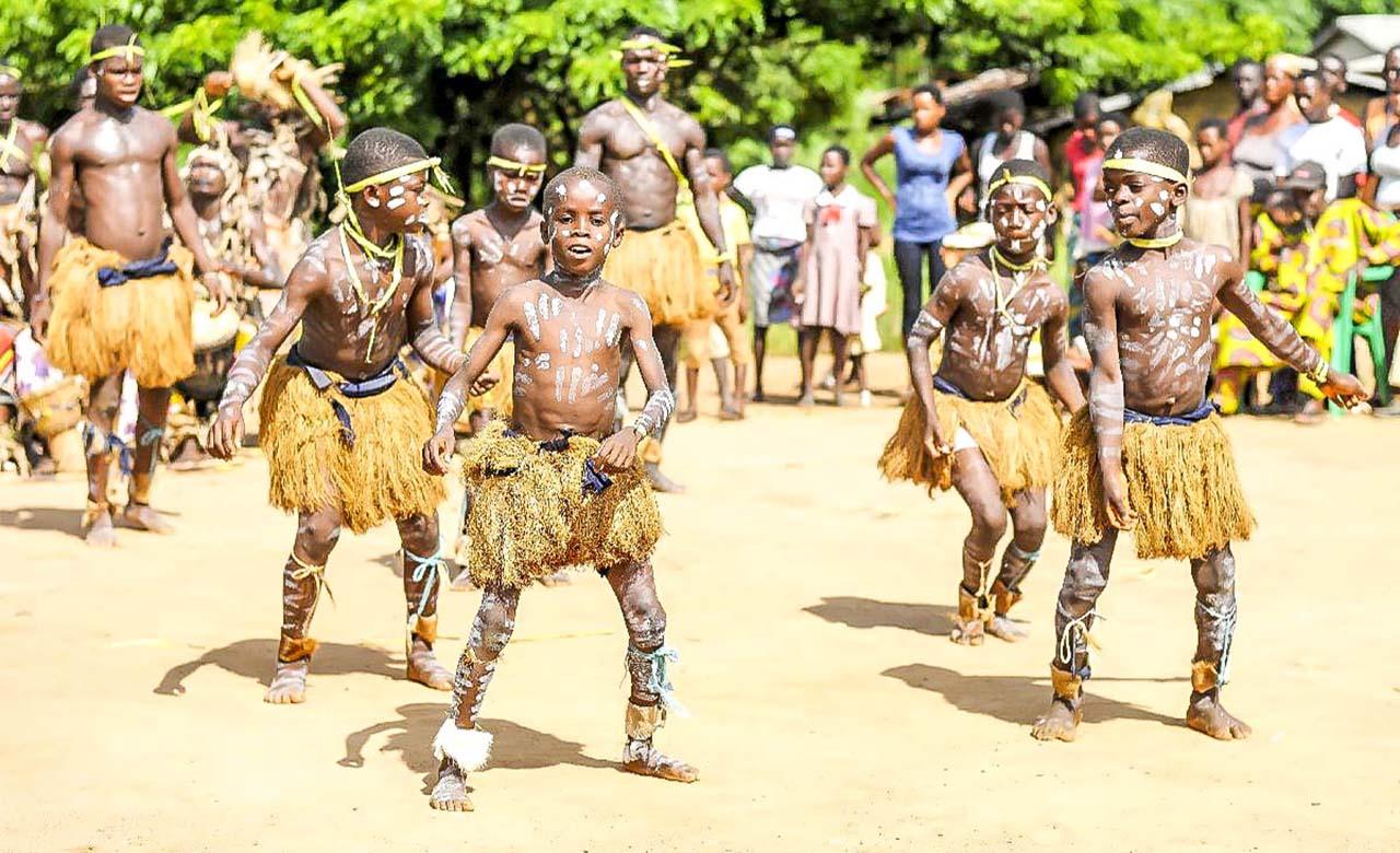 La culture ivoirienne