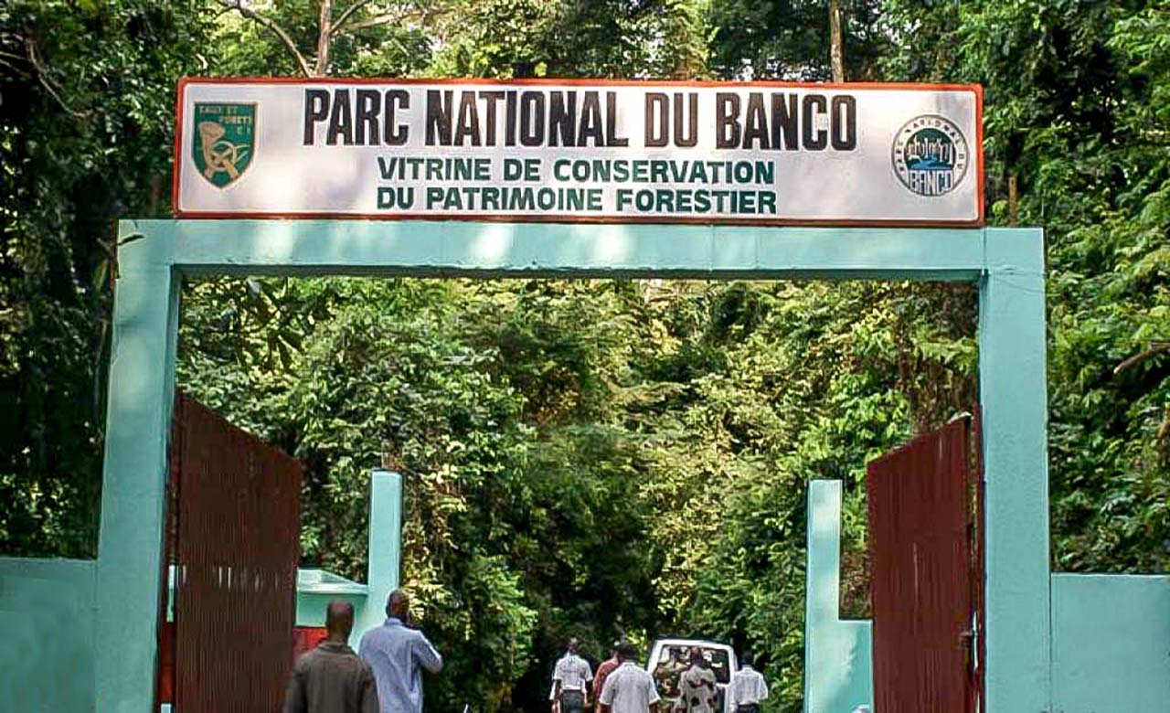 Le parc national du Banco